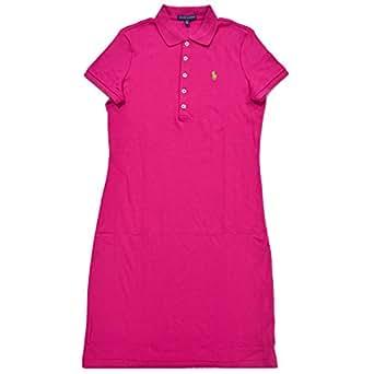 Ralph Lauren Sport Womens Polo Dress With Pony Player Logo
