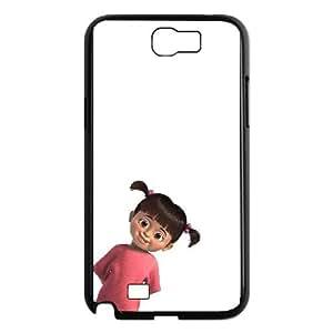 Samsung Galaxy N2 7100 Cell Phone Case Black Monsters Inc Mary Gibbs Custom Protective Phone Case Cover XPDSUNTR32903