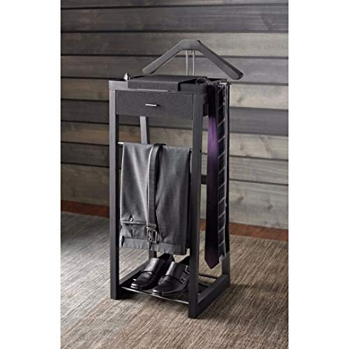 - Standing Valet Stand Kenneth Cole Home Office Suit Organizer