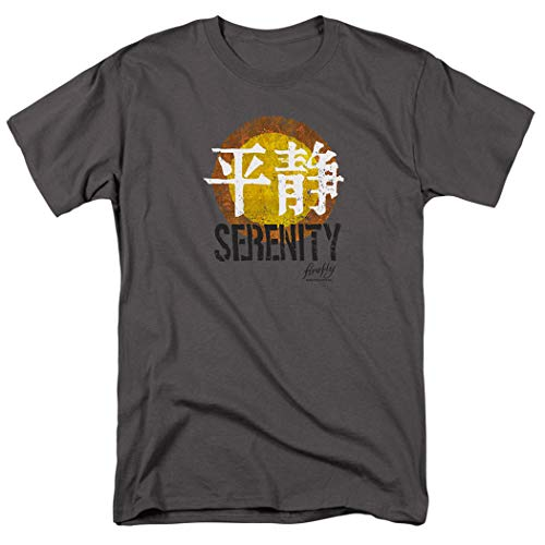 Firefly Serenity Sci-Fi TV Show T Shirt & Stickers (Large) (Serenity Collectibles)