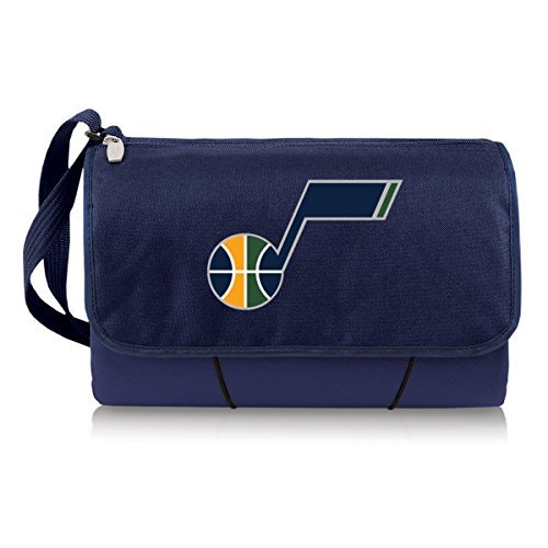 NBA Outdoor Picnic Blanket Tote by Picnic Time by PICNIC TIME