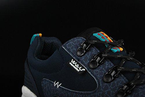We Are United Duck Neopren Blue Sneaker Neopren Blue