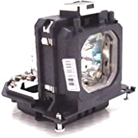 Electrified POA-LMP114 / 610-336-5404 Replacement Lamp with Housing for Sanyo Projectors