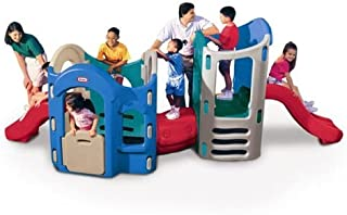 product image for Little Tikes 8-in-1 Adjustable Playground (Colors May Vary)