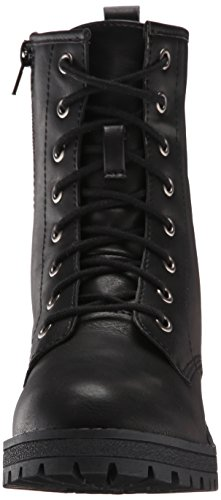 Paris Women's Black Eloisee madden Boot Engineer girl FHUHqwa