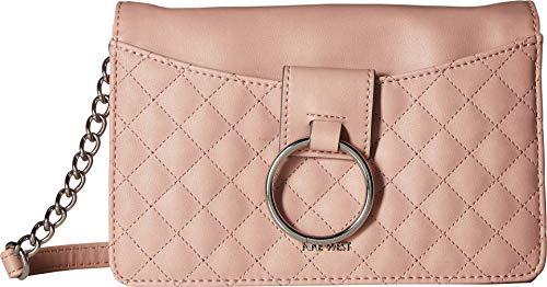 Nine West Women's Jadwiga Shoulder Bag Modern Pink One Size