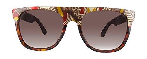 Retrosuperfuture Flat Top Motiv Sunglasses - Retrosuperfuture Top Flat Sunglasses