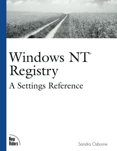 Windows NT Registry by Sams Publishing