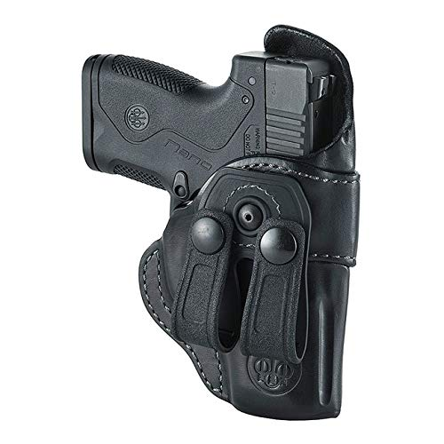 Beretta Leather Holster Easy Fit, BU9 Nano, Mod 1 RH, S