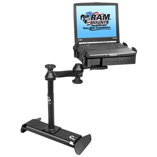 RAM MOUNTING SYSTEMS RAM Mount No Drill Vehicle System Chevy Silverado 2014 / RAM-VB-191-SW1 - Sw1 Vehicle