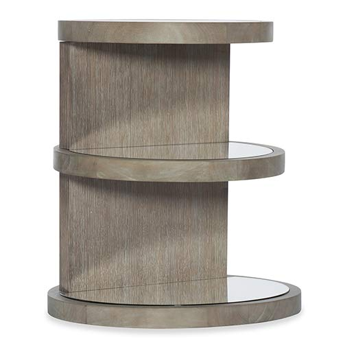 Hooker Furniture Affinity Round End Table by Hooker Furniture