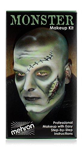 Frankenstein Kit (Mehron Premium Monster/Frankenstein Character)