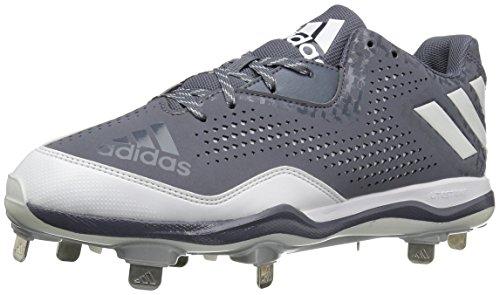 adidas Performance Mens Poweralley 4 Baseball Shoe