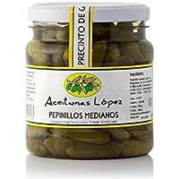 Pepinillos Medianos Sabor Anchoa PET 750g