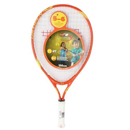 Wilson Us Open Tennis Racquet, 21 inch