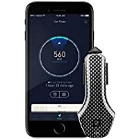 nonda ZUS Connected Car App Suite & Qualcomm Quick Charge 36W Smart Car Charger, Monitor Car Battery, Find Your Car - No…