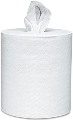 Caso Al por mayor de 5 – Kimberly-Clark Scott centro Pull dispensador de rollo de papel towels-towel, F/center-pull Disp, 700 toallas/RL, 6rl/CT, we