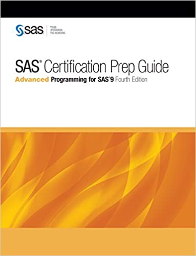 Sas certification prep guide advanced programming for sas 9 fourth sas certification prep guide advanced programming for sas 9 fourth edition 4th edition kindle edition fandeluxe Image collections
