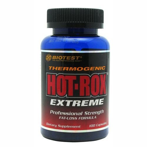 Biotest Hot-Rox Extreme - 100 Capsules (4 Pack) by ()