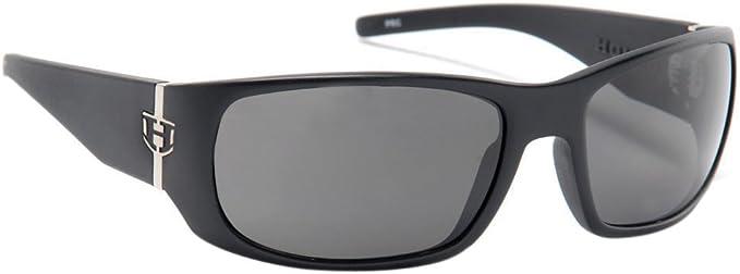 Hoven match archy 44–1802 lunettes de soleil grisblanc