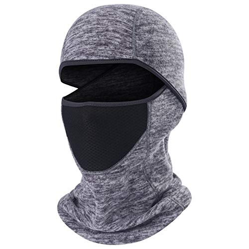 Balaclava – Cold Weather Face Mask – Windproof Ski Mask Tactical Hood for Men & Women Motorcycling, Snowboarding