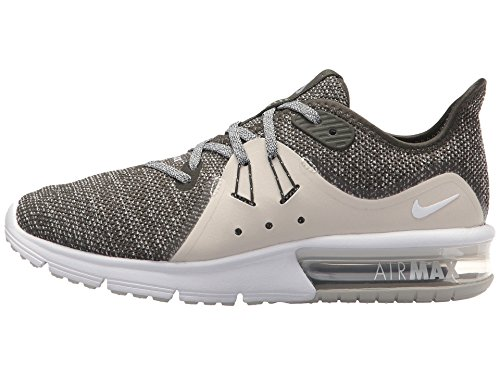 1fe143a07b4c NIKE Women s Air Air Air Max Sequent 3 Running Shoes (8 B(M) US ...