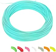 Maxcatch Best Price Fly Fishing Line (Weight Forward, Floating) and Fly Line Combo with Backing Leader and Tip