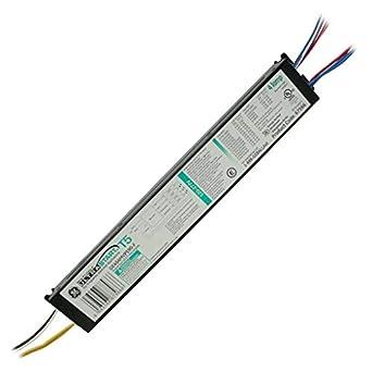 GE UltraStart 67566-4 Lamp - F54T5/HO - 120/277 Volt - Programmed Start on