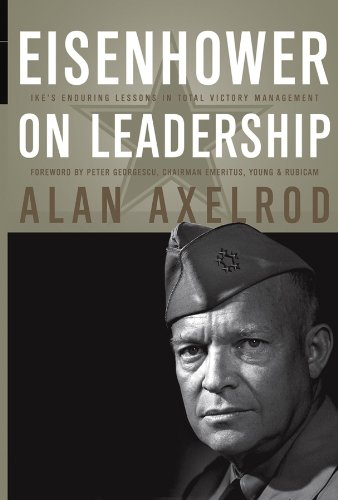 Icon Victory (Eisenhower on Leadership: Ike's Enduring Lessons in Total Victory Management (J-B US non-Franchise Leadership Book 227))