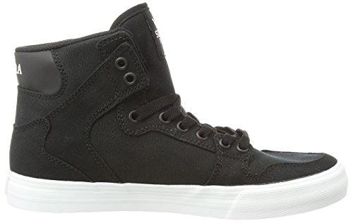 adulto nero Vaider D misto bianco Sneakers Blk nero Supra High 0OX6Zx6