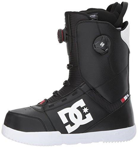 DC Men's Control Dual Boa Snowboard Boots