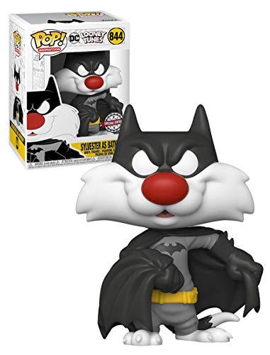 POP Funko DC Looney Tunes 844 Sylvester as Batman Special Editio