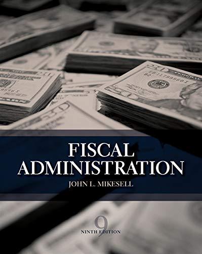 Fiscal Administration - http://medicalbooks.filipinodoctors.org