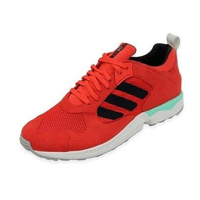 ZX 5000 RSPN 80900 Adidas Zapatillas para niño, Rojo (Rojo