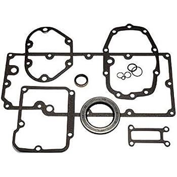 Cometic C9151 Complete Transmission Gasket//Seal//O-Ring Set