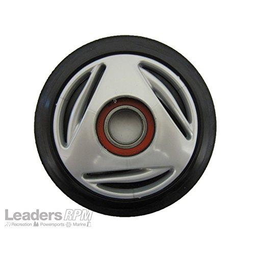 Suspension Idler Wheel (Ski-Doo New OEM Idler Suspension Bogie Wheel Silver GSX 500 600 800 503190797)
