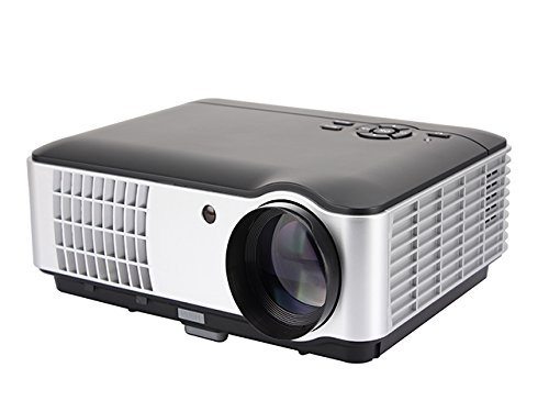 Vvme Vvme Qped V67 1280x800 720p Hd Ready Led Video Projector