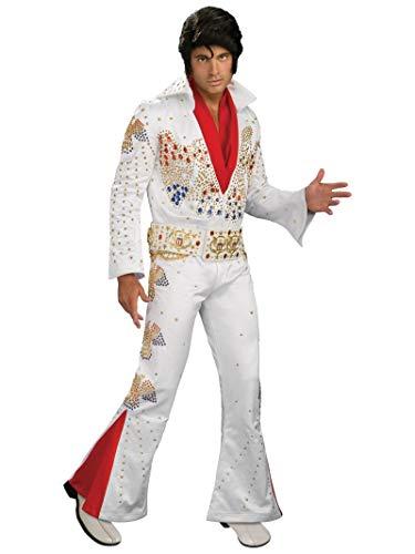 Rubie's Men's Collector's Edition Elvis ()