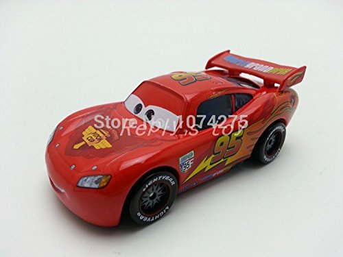 Lightning Mcqueen And Sally Costumes (Car Toys Pixar 1:55 Scale Diecast 2 Lightning McQueen Metal Toy and Car Collectors)