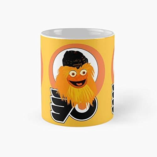 Flyers Mascot 110z Mugs