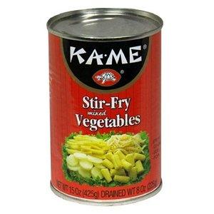 Ka'Me, Stir Fry, Vegetables Mixed, Size - 15 Ounce, Quantity - 3 Each by Ka-Me (Image #1)