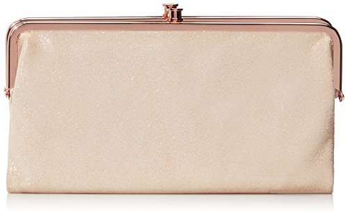HOBO Vintage Lauren Wallet, Bellini Metallic by HOBO