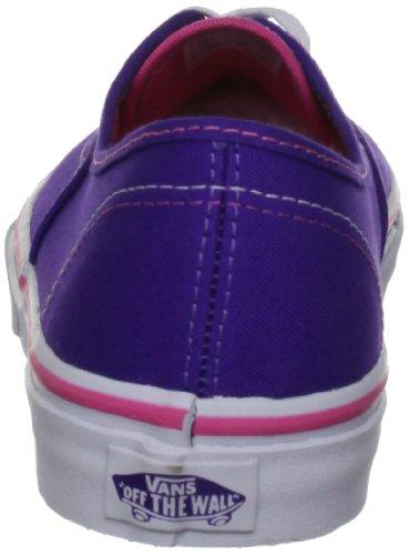 Classic Rosa Eliotropio Trainer Canvas Unisex Vrqz7im Vans Authentic qTEgvwxf