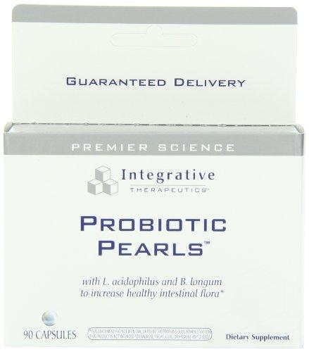 Integrative Therapeutics Probiotic Pearls, 90-Count, Health Care Stuffs