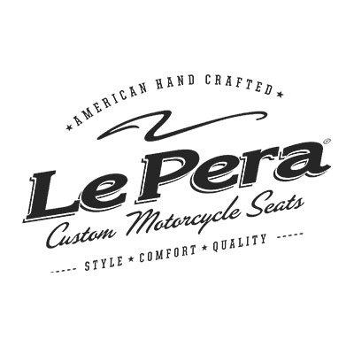 Le Pera Daytona Sport Daddy Long Legs Seat - Smooth LC542SDL