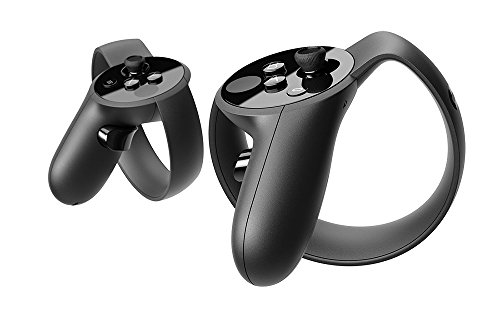 Large Product Image of Oculus Rift + Touch Virtual Reality System