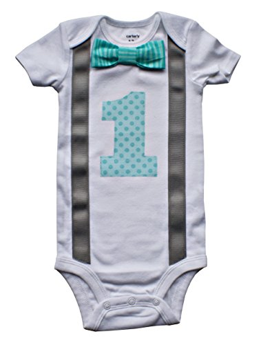 Perfect Pairz 1st Birthday Baby Boy -