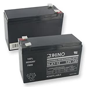 Power Sonic PS1260 Replacement Rhino Battery