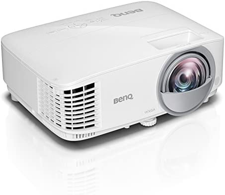 Benq MX808ST video - Proyector (3000 lúmenes ANSI, DLP, WXGA (1280x800), 20000:1, 16:10, 1778 - 3048 mm (70 - 120