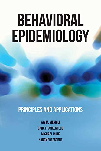Behavioral Epidemiology: Principles and Applications